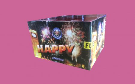 Εναέρια πυροτεχνήματα 36 βολών - πολύχρωμα πυροτεχνικά μπουκέτα