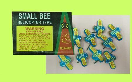 Παιδικά πυροτεχνήματα - ιπτάμενα μελισσάκια
